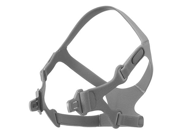 3D-shaped Headgear