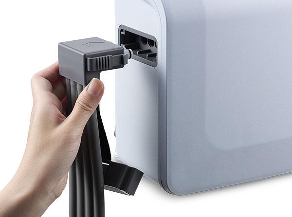 L-Shape quick connector