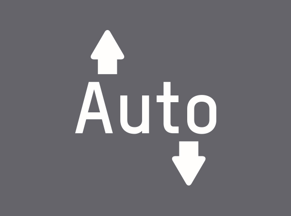 Automatic self-adjustment