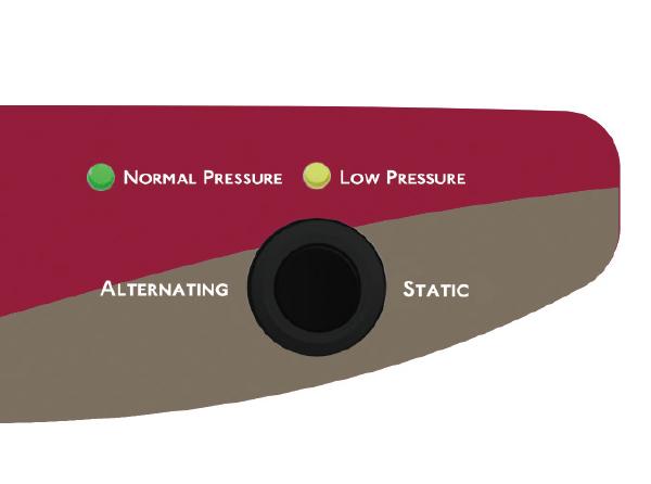 Low Pressure Alarm