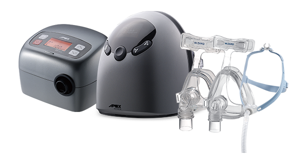 XT series CPAP System& WiZARD series CPAP Mask