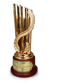 Sliver Award of the Drug Research and Development Science and Technology from the Department of Health
