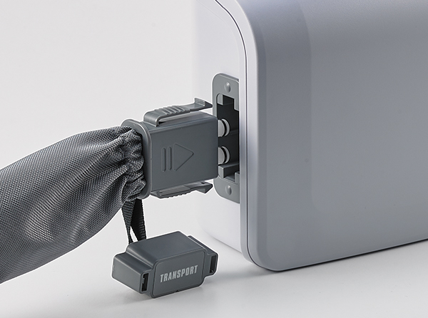 Quick Connector with Cap