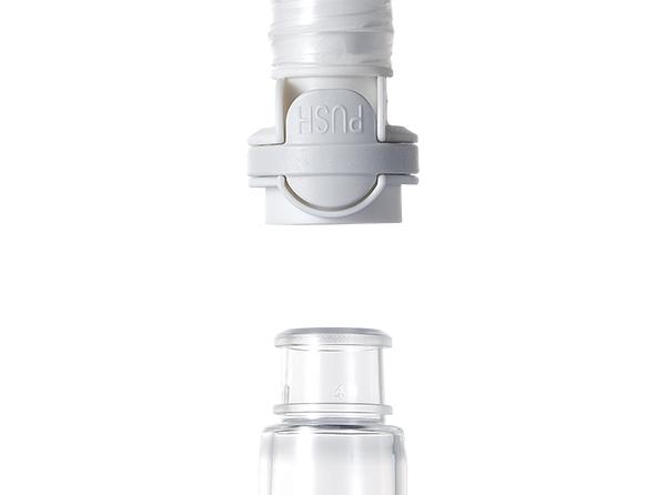 Conector rápido al tubo del CPAP/APAP.