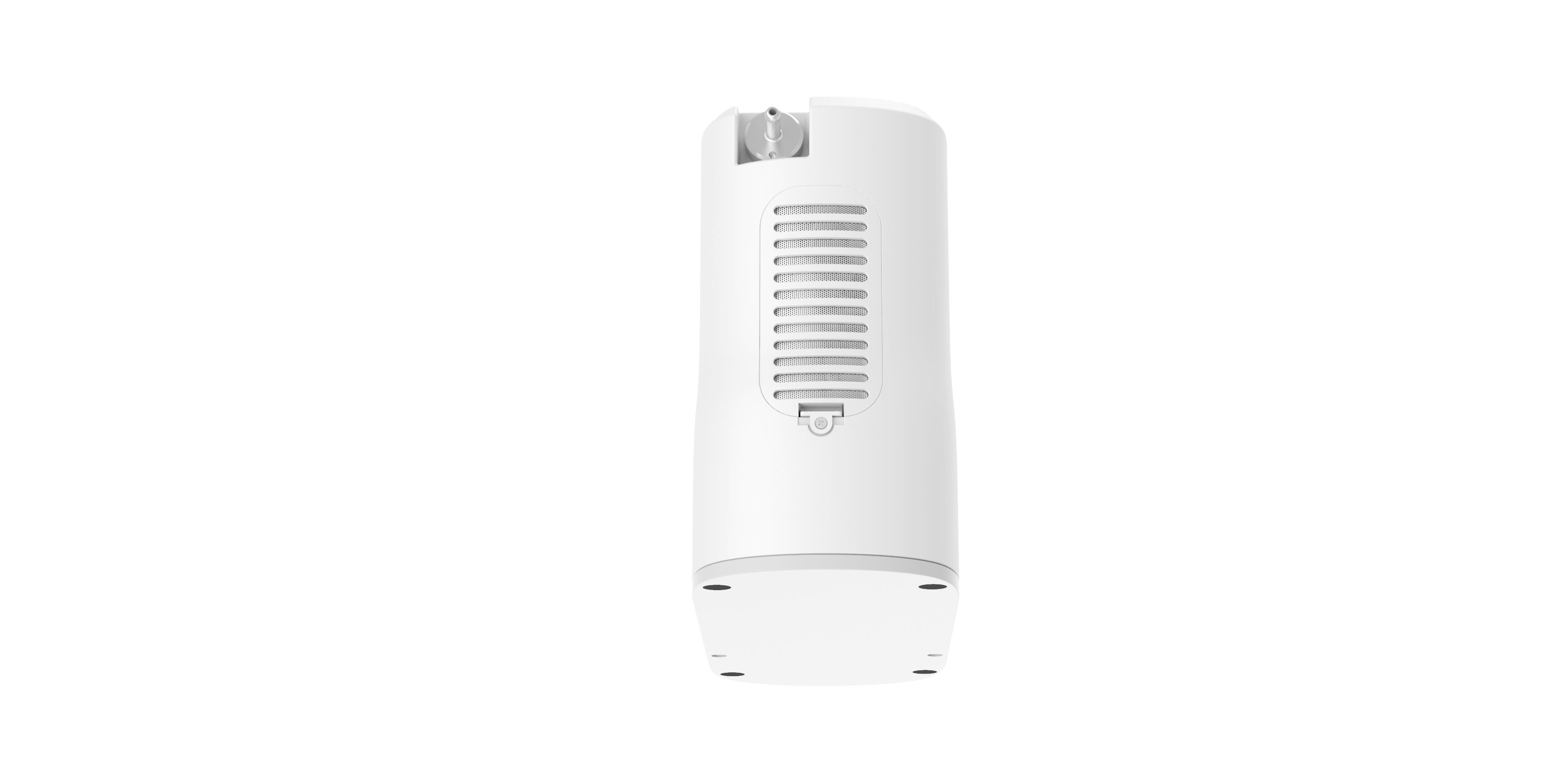 El equipo incorpora filtros que impiden la entrada de suciedad alargando su vida útil.