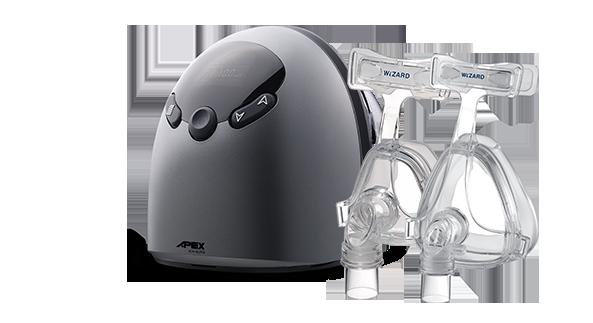 iCH Auto CPAP System